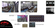 TVi Studio control room concept art