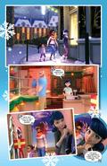 Comic Santa Claws Preview 1