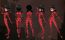 Click here to view the image gallery for Ladybug Artbook.