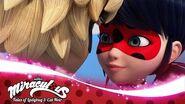 MIRACULOUS 🐞 OBLIVIO - Kiss scene 🐞 Tales of Ladybug and Cat Noir