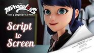 MIRACULOUS 🐞 REVERSER - Script-to-screen 🐞 Tales of Ladybug and Cat Noir