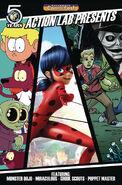 Origins Halloween ComicFest cover