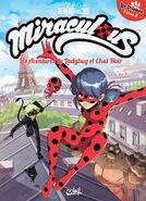 Origin 2 - French Comic Cover