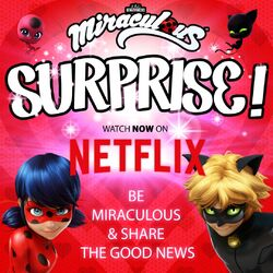 Click here to view the image gallery for Miraculous: Tales of Ladybug & Cat Noir.