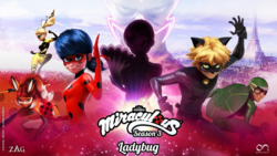 Click here to view the image gallery for Ladybug (episode).