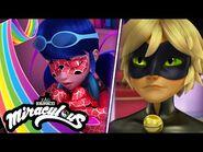 MIRACULOUS - 🐞 GANG OF SECRETS ☯️ - SEASON 4 - Tales of Ladybug and Cat Noir