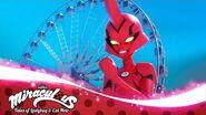 MIRACULOUS 🐞 IKARI GOZEN - Akumatized 🐞 Tales of Ladybug and Cat Noir