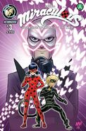 Miraculous Adventures Issue 3 Cover B
