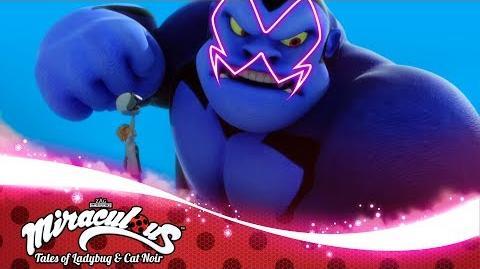 MIRACULOUS 🐞 Gorizilla - Akumatized 🐞 Tales of Ladybug and Cat Noir