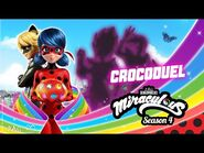 MIRACULOUS - 🐞 CROCODUEL - TEASER ☯️ - SEASON 4 - Tales of Ladybug and Cat Noir