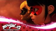 MIRACULOUS 🐞 STORMY WEATHER 2 🐞 SEASON 3 Tales of Ladybug and Cat Noir