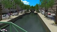 Canal saint Martin background concept art 3