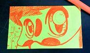 Ladybug Winny Drawing