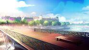 Pont des Arts background