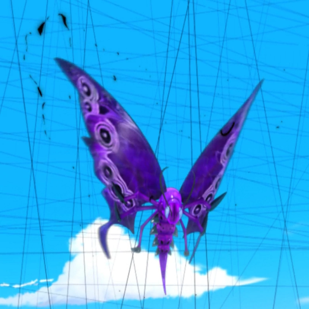 Butterfly Sentimonster