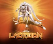 LadyLion Concept Art