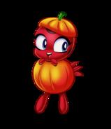Tikki Pumpkin drawing