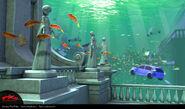 Syren Keyframe - Paris Underwater background 2