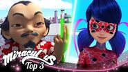 MIRACULOUS 🐞 MASTER FU 🔝 SEASON 2 Tales of Ladybug and Cat Noir