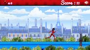 Ladybug Game Captura de Pantalla