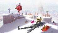 Christmas Episode Conceptual Art