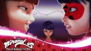 MIRACULOUS 🐞 CHAMELEON - Lila vs Marinnette 🐞 Tales of Ladybug and Cat Noir