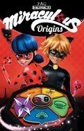 Miraculous - Origins Cover