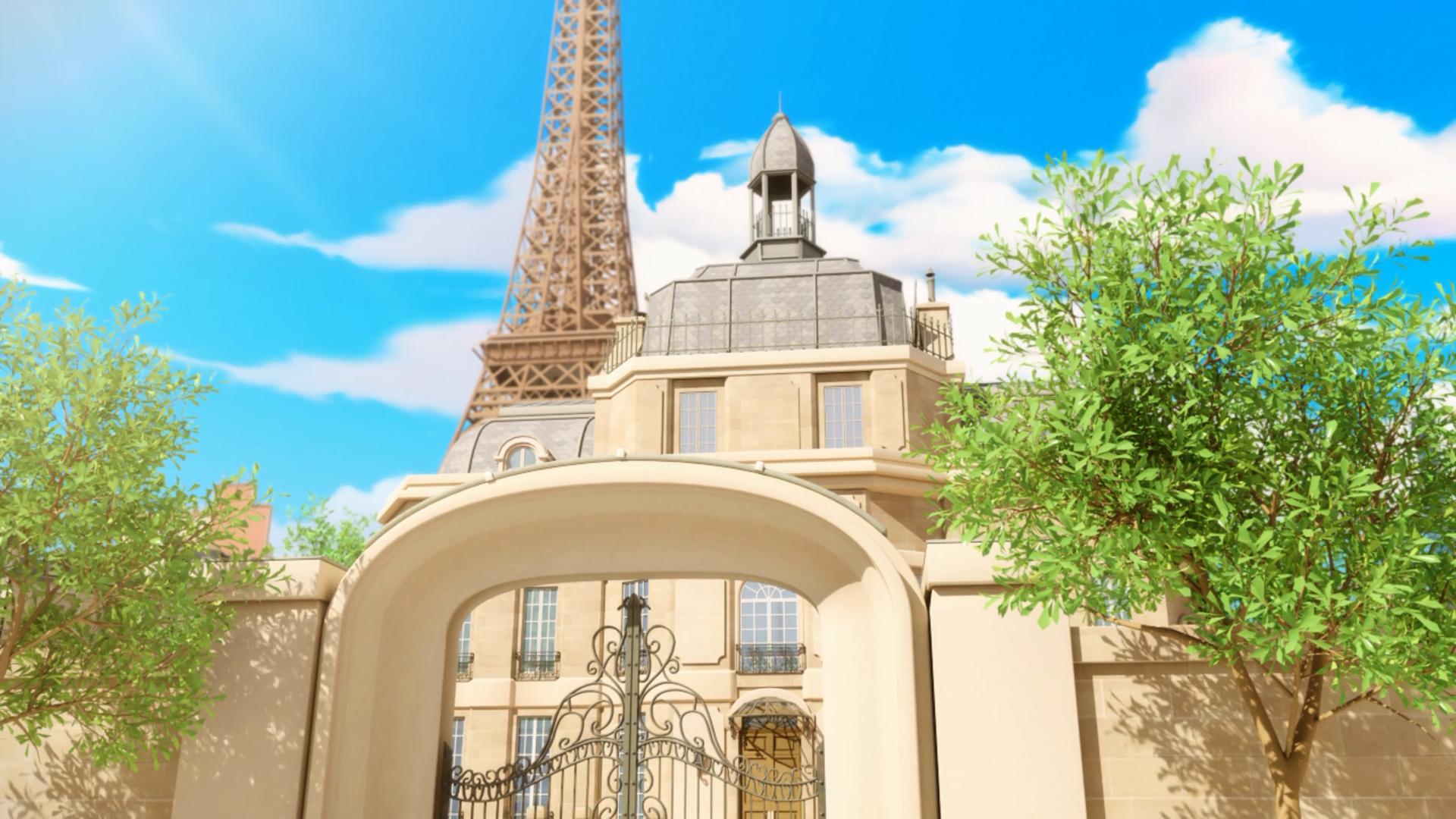 Agreste mansion