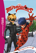 Miraculous French chapter book - The Miraculous Eater cover