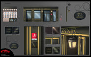 Sorbonne Hotel concept art