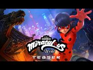 MIRACULOUS WORLD - ⭐ SHANGHAI - TEASER 🐲 - The Legend of Ladydragon