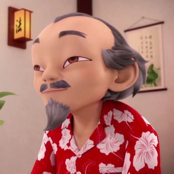 Master Fu