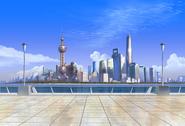 Miraculous Shanghai Puddong Day Concept Art
