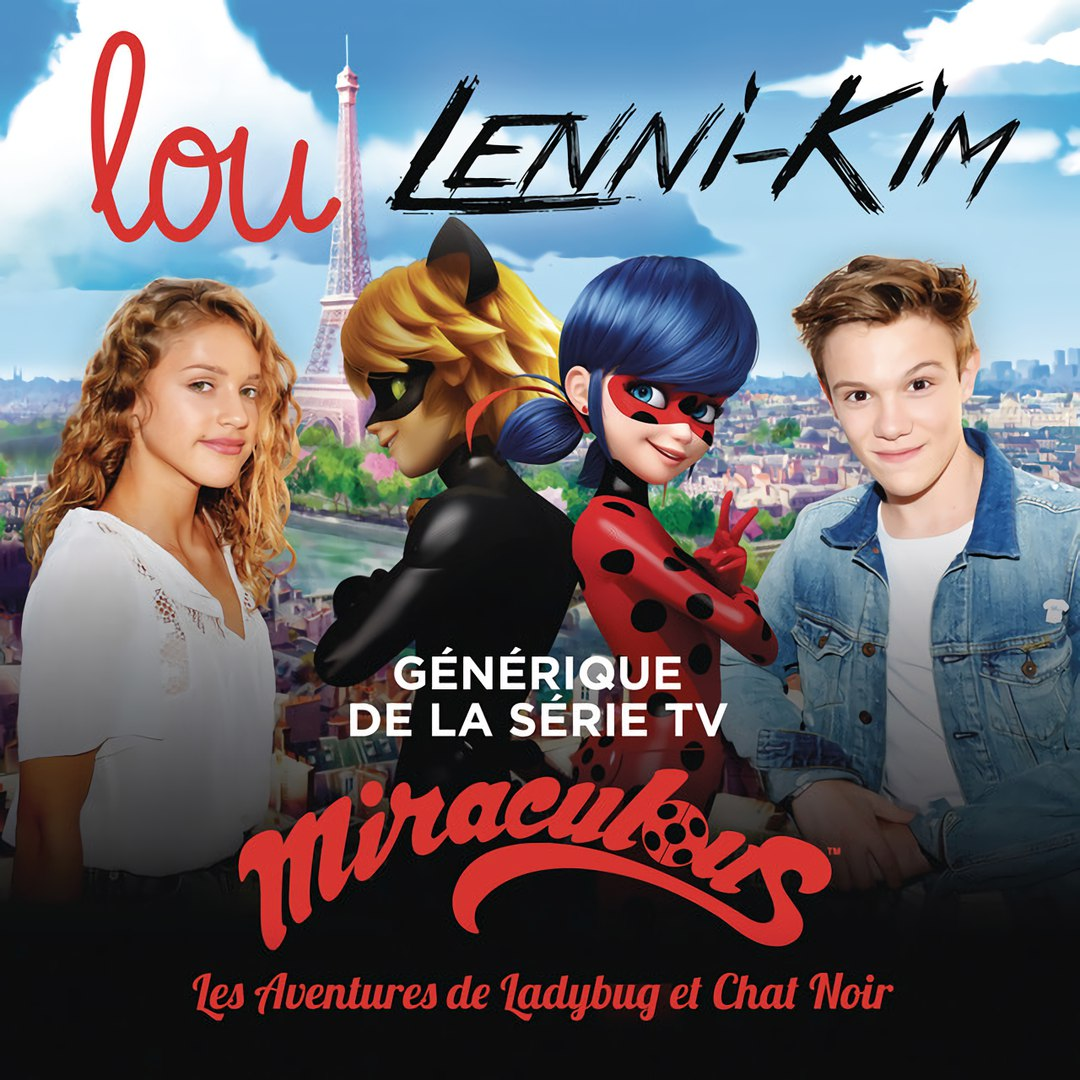 Miraculous - Lou and Lenni Kim music video