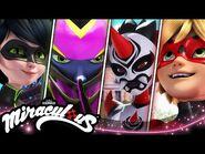 MIRACULOUS - 🐞 AKUMATIZED -2 😈 - SEASON 3 - Tales of Ladybug and Cat Noir