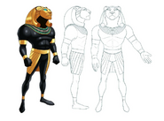 The Pharaoh Concept Art