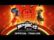 MIRACULOUS WORLD - ⭐ SHANGHAI - OFFICIAL TRAILER 🐲 - The Legend of Ladydragon