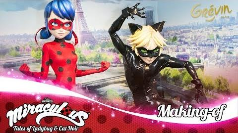 MIRACULOUS IN GREVIN 🐞 MAKING-OF 🐞 Tales of Ladybug and Cat Noir