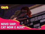 CAT NOIR E ALYA