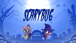 Click here to view the image gallery for Scarybug.