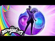 MIRACULOUS - 😈 SHADOW MOTH - Transformation ☯️ - SEASON 4 - Tales of Ladybug and Cat Noir