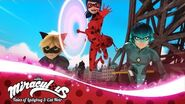 MIRACULOUS 🐞 DESPERADA - Akumatized 🐞 Tales of Ladybug and Cat Noir