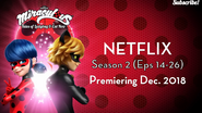 Miraculous Season 2 Part 2 release date