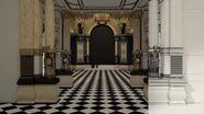 Miraculous Ladybug - Musée Grévin - saison 3 - salle des colonnes