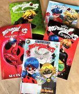 Miraculous Comics Previews