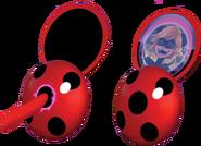 Ladybug Yo-Yo Slide Concept