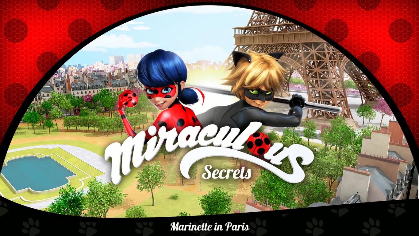 Marinette in Paris