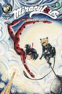 Miraculous Adventures Issue 1 Cover C