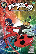 Miraculous Adventures Issue 2 Cover A