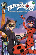Miraculous Adventures Issue 6 Cover B